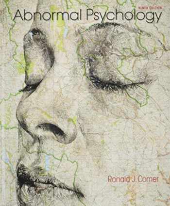 9781319017118-1319017118-Abnormal Psychology 9e & LaunchPad for Comer's Abnormal Psychology 9e (Six Month Access)
