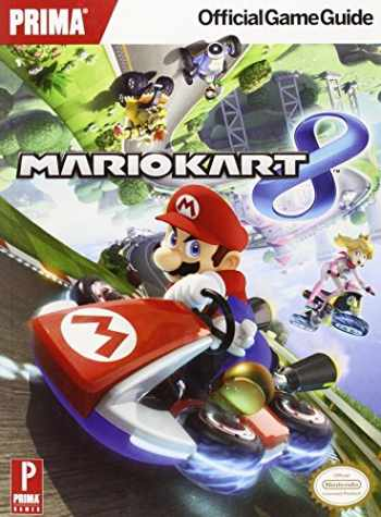 9780804163286-0804163286-Mario Kart 8: Prima Official Game Guide