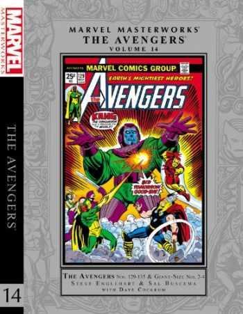 9780785188056-0785188053-Marvel Masterworks: The Avengers Volume 14