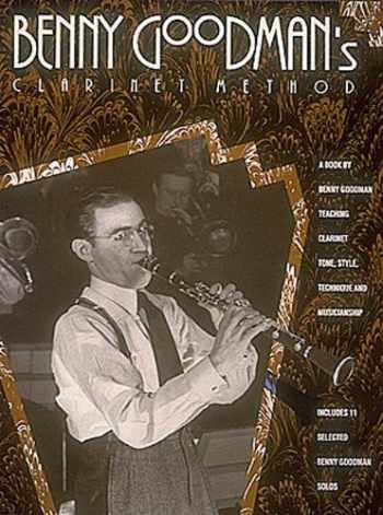 9780793549429-0793549426-Benny Goodman's Clarinet Method
