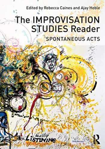 9780415638722-0415638720-The Improvisation Studies Reader
