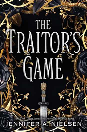 9781338045383-1338045385-The Traitor's Game (The Traitor's Game, Book One) (1)