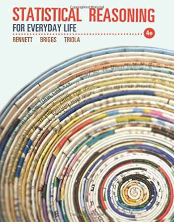 9780321817624-0321817621-Statistical Reasoning for Everyday Life (4th Edition)