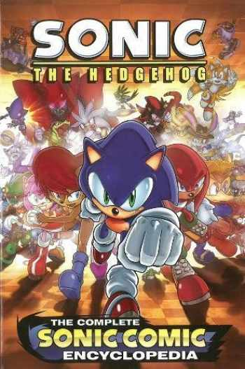 9781936975259-1936975254-Sonic The Hedgehog: The Complete Sonic Comic Encyclopedia