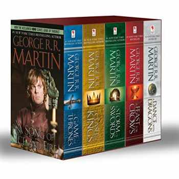9780345535528-0345535529-A Game of Thrones / A Clash of Kings / A Storm of Swords / A Feast of Crows / A Dance with Dragons