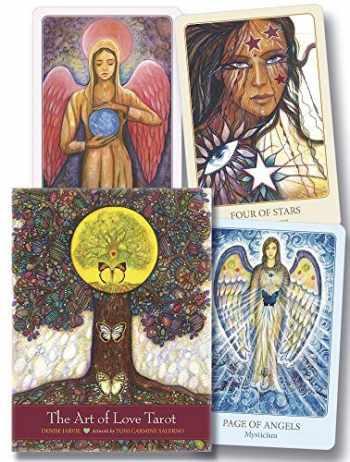 9780738753843-073875384X-The Art of Love Tarot: Illuminating the Creative Heart