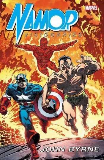 9780785160434-0785160434-Namor Visionaries by John Byrne - Volume 2 (Marvel Visionaries)