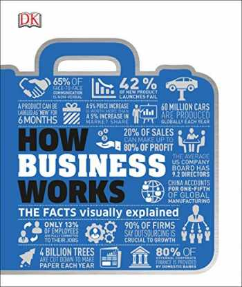 9781465429797-1465429794-How Business Works: The Facts Visually Explained (How Things Work)