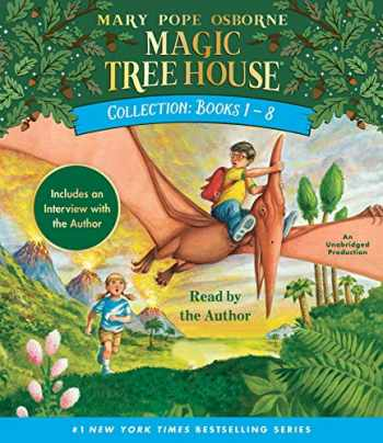 9780807206126-0807206121-Magic Tree House Collection: Books 1-8: Dinosaurs Before Dark, The Knight at Dawn, Mummies in the Morning, Pirates Past Noon, Night of the Ninjas, ... the Amazon, and more! (Magic Tree House (R))