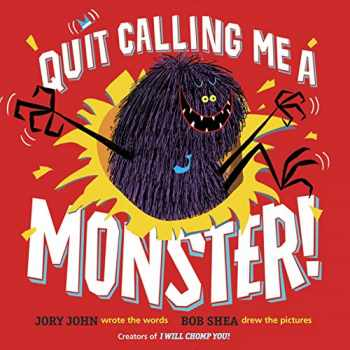 9780385389907-0385389906-Quit Calling Me a Monster!
