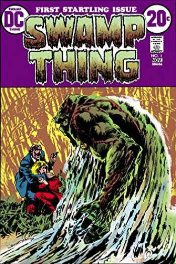 9781401284404-140128440X-Swamp Thing: The Bronze Age Vol. 1