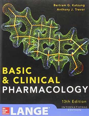 9781259252907-1259252906-BASIC AND CLINICAL PHARMACOLOGY (Int'l Ed)