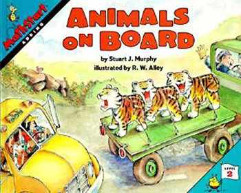 9780064467162-0064467163-Animals on Board (MathStart 2)