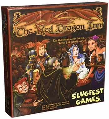 9780976914419-0976914417-Slugfest Games The Red Dragon Inn Strategy Boxed Board Game Ages 12 & Up (SFG004)