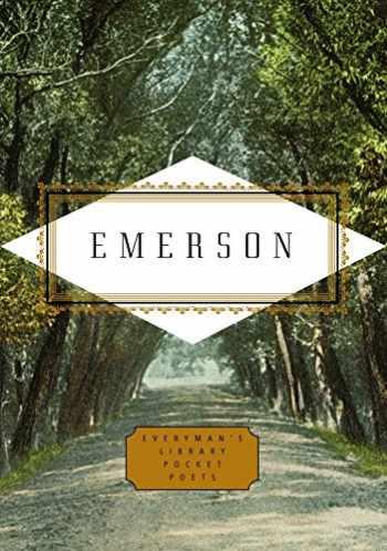 9781400043163-1400043166-Emerson: Poems (Everyman's Library Pocket Poets Series)