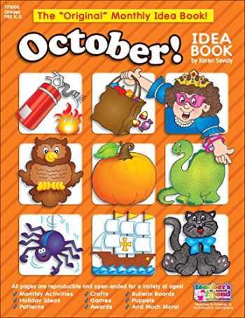 9780439503785-0439503787-October: A Creative Idea Book for the Elementary Teacher, Grades Pre K-3