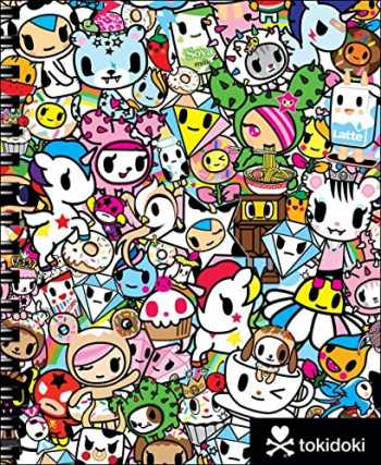 9781454921899-1454921897-tokidoki Sketchbook with Spiral