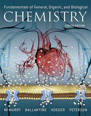 9780134033099-0134033094-Fundamentals of General, Organic, and Biological Chemistry Plus Mastering Chemistry with Pearson eText -- Access Card Package (8th Edition)