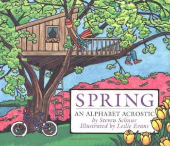 9780395822692-0395822696-Spring: An Alphabet Acrostic