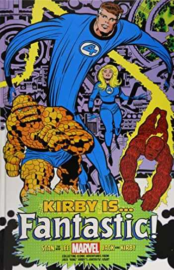 9781302917739-1302917730-Kirby is...Fantastic! King-Sized Hardcover