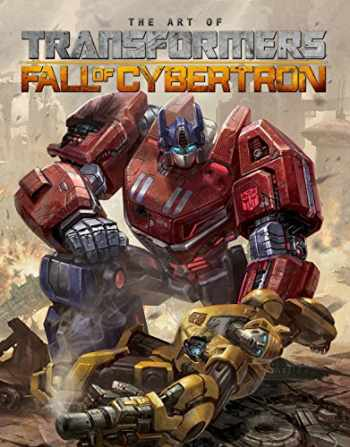 9781613774434-1613774435-Transformers: The Art of Fall of Cybertron