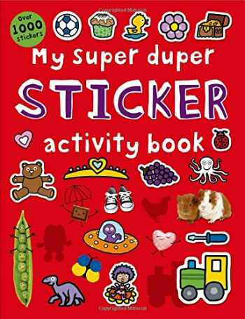9780312518202-031251820X-My Super Duper Sticker Activity Book: with Over 1000 Stickers (Color and Activity Books)