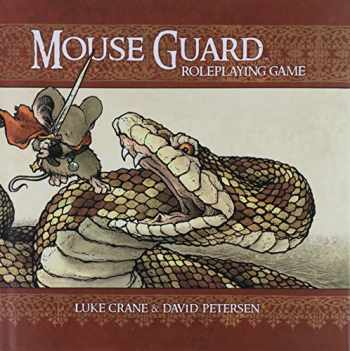 9781608867561-1608867560-Mouse Guard Roleplaying Game, 2nd Ed.