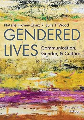 9781337555883-1337555886-Gendered Lives