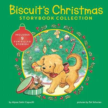 9780062691668-006269166X-Biscuit's Christmas Storybook Collection (2nd Edition): Includes 9 Fun-Filled Stories!