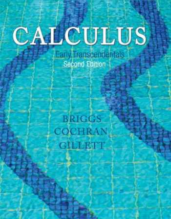 9780321947345-0321947347-Calculus: Early Transcendentals (2nd Edition)