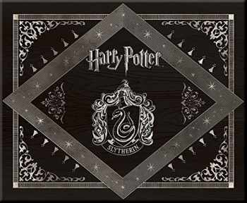 9781608876150-1608876152-Harry Potter: Slytherin Deluxe Stationery Set