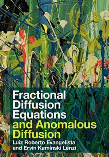 9781107143555-1107143551-Fractional Diffusion Equations and Anomalous Diffusion