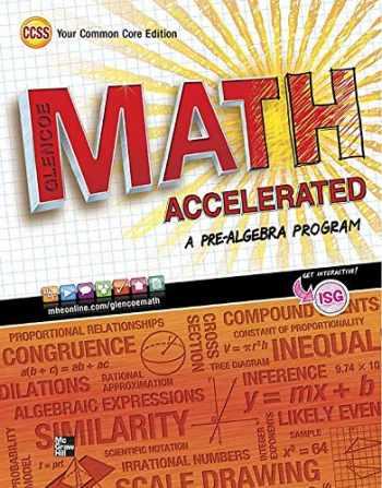 9780076637980-0076637980-Glencoe Math Accelerated, Student Edition (MERRILL PRE-ALGEBRA)