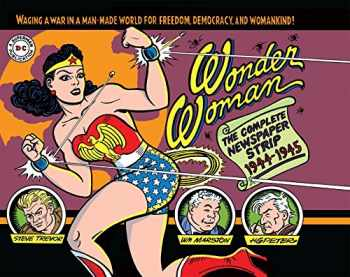 9781631400285-1631400282-Wonder Woman: The Complete Newspaper Comics