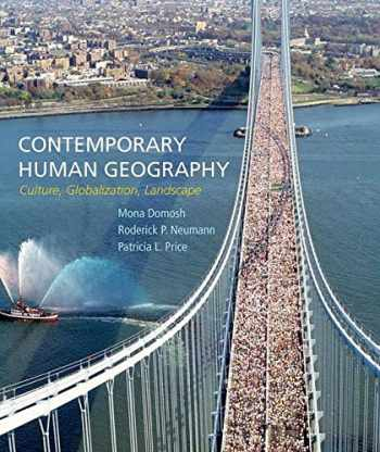 9781464133442-1464133441-Contemporary Human Geography: Culture, Globalization, Landscape