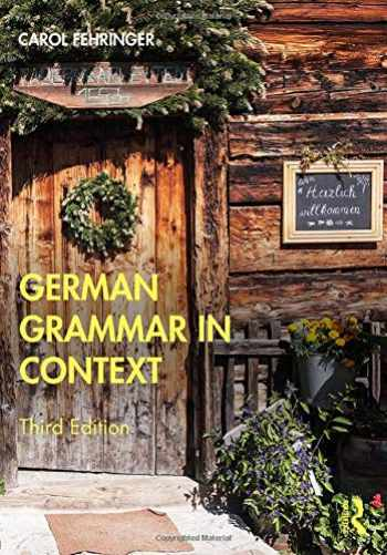 9780367186616-0367186616-German Grammar in Context (Languages in Context) (English and German Edition)
