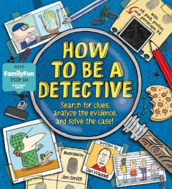9780763661427-0763661422-How To Be a Detective