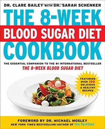 9781501160530-1501160532-The 8-Week Blood Sugar Diet Cookbook