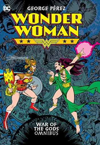 9781401295288-1401295282-Wonder Woman: War of the Gods Omnibus (Wonder Woman: War of Gods)