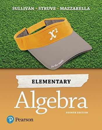 9780134566719-0134566718-Elementary Algebra (4th Edition)
