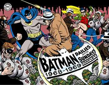 9781631401213-1631401211-Batman: The Silver Age Newspaper Comics Volume 2 (1968-1969) (Batman Newspaper Comics)