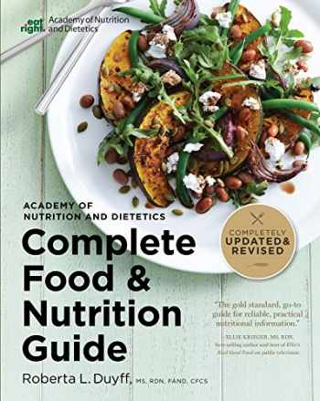 9780544520585-0544520580-Academy of Nutrition and Dietetics Complete Food and Nutrition Guide, 5th Ed