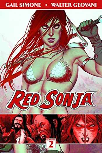 9781606905296-1606905295-Red Sonja Volume 2: The Art of Blood and Fire