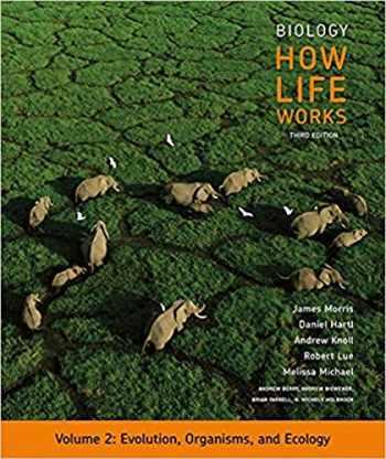 9781319243159-1319243150-Biology: How Life Works, Volume 2