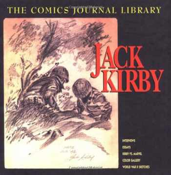 9781560974345-1560974346-Jack Kirby: TCJ Library Vol. 1 (The Comics Journal)