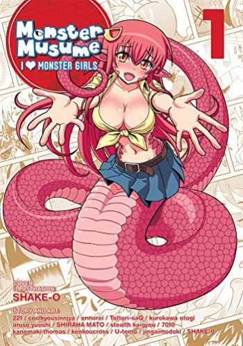 9781626924017-1626924015-Monster Musume: I Heart Monster Girls Vol. 1 (Monster Musume: I Heart Monster Girls, 1)