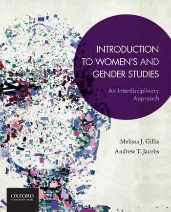 9780199315468-0199315469-Introduction to Women's and Gender Studies: An Interdisciplinary Approach