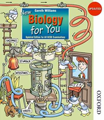 9781408509203-1408509202-Updated New Biology for You Student Book