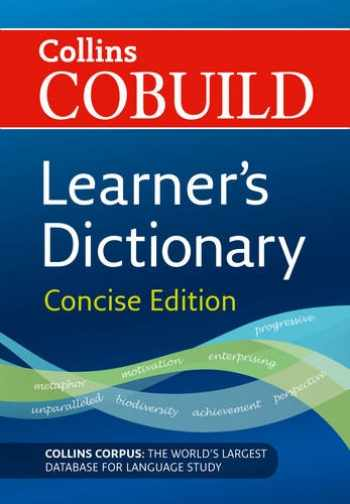 9780007266821-0007266820-Concise Learner's Dictionary (Collins Cobuild)