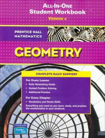 9780131657199-0131657194-All-in-one Student Workbook : Version A (Prentice Hall Mathematics, Geometry)